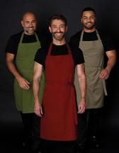 Recycled Polyester Bib Apron