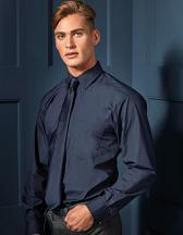 Men´s Poplin Long Sleeve Shirt