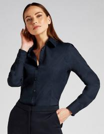 Tailored Fit Business Shirt Long Sleeve